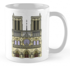 mug Notre Dame de Paris