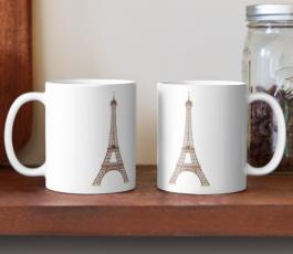 mug Tour Eiffel